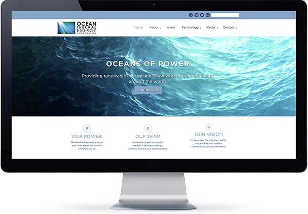 OTEC-Website