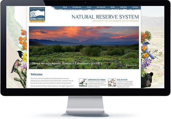 natural-reserve-system-website