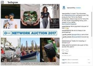 network-auction